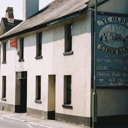 Ye Olde Cider Bar, Newton Abbot, Devon