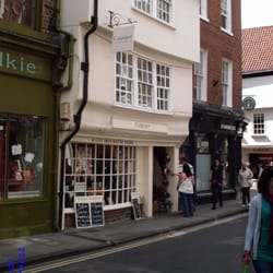 Street view of the York store.