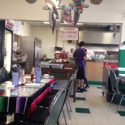 los pericos taqueria gilroy ca united states view from the dining