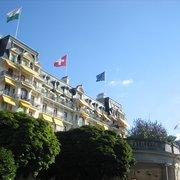 Beau-Rivage Palace Lausanne, Lausanne, Vaud, Switzerland