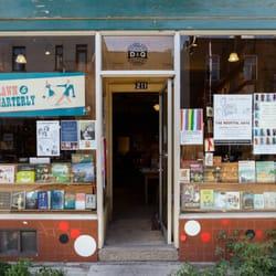Librairie Drawn & Quarterly - Montréal, QC, Canada. Storefront. photo: www.mbstudio.info