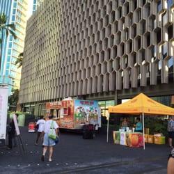 Food Trucks Honolulu Ward