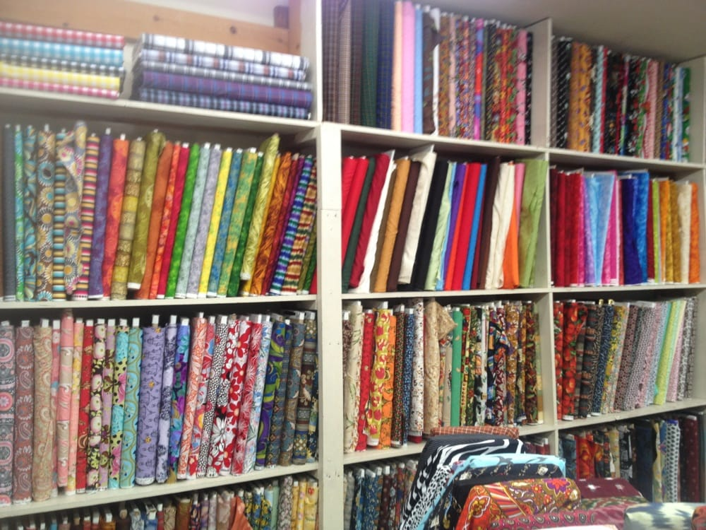 F s fabrics fabric haberdashery west los angeles for Fabric near me