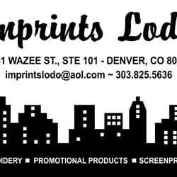 Imprints Lodo logo