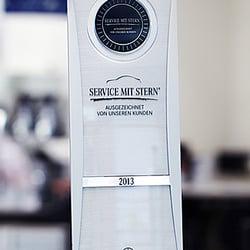 Auszeichnung durch unsere Kunden