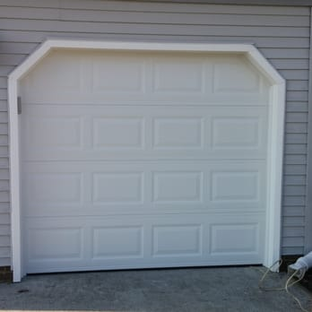 sears garage door install 2