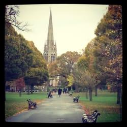 Clissold Park, London