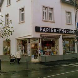 Papier Friedrich, Oberursel, Hessen