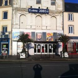 Cinéma Odéon, Cherbourg Octeville, Manche