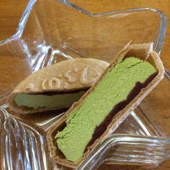 Monaka ice cream