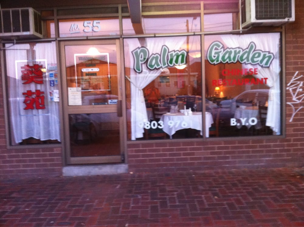 Palm Garden Chinese Restaurant Closed Chinese Restaurants 55 Blackburn Rd Mt Waverley