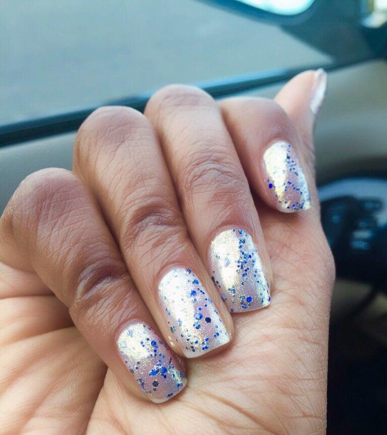 for Acrylic nail salon nyc