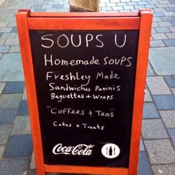 Soups U - Glasgow, Vereinigtes Königreich