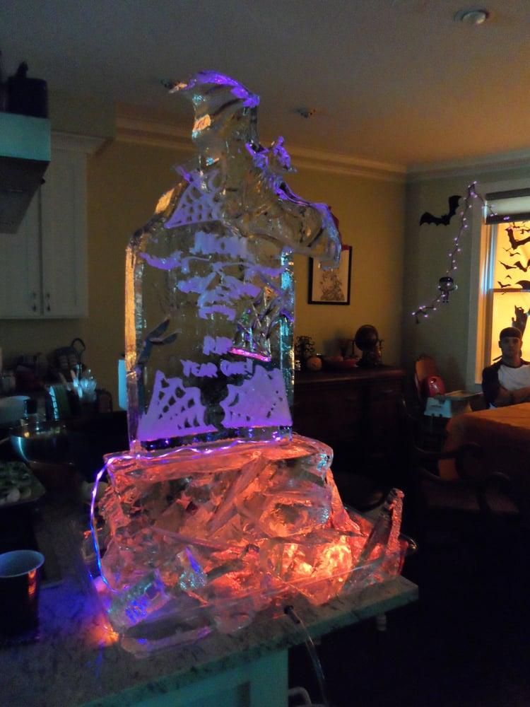 Johnson Studios Ice Sculptures - 16 Photos - Party Supplies - 4751 ...