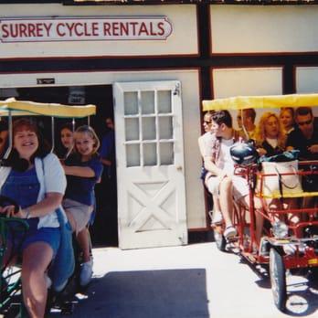 Surrey Bike Ocean City Nj