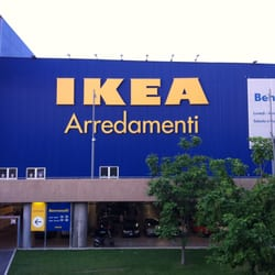 Ikea furniture stores bufalotta rome roma italy yelp for Ikea driving directions