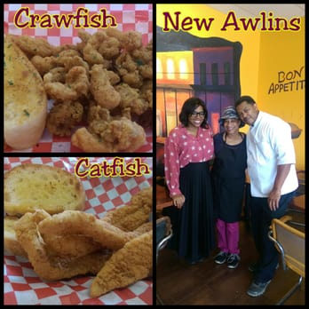 New Awlins Cafe Austin Menu