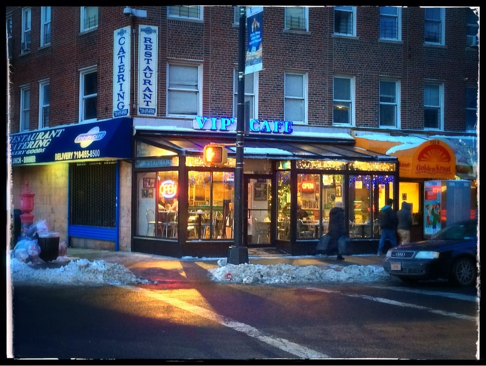 Vip S Cafe Bronx Ny