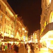Einkaufsmeile Schildergasse - Köln