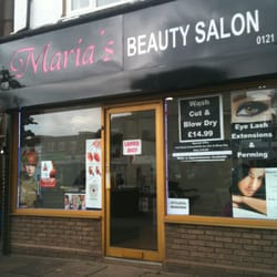 Maria s beauty salon birmingham west midlands united for Hair salon birmingham