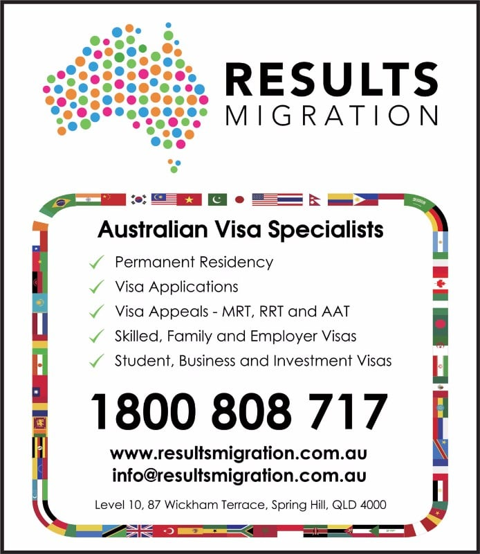 Results migration professional services spring hill for 87 wickham terrace