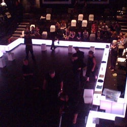 Cottesloe - scene change for Curious Incident