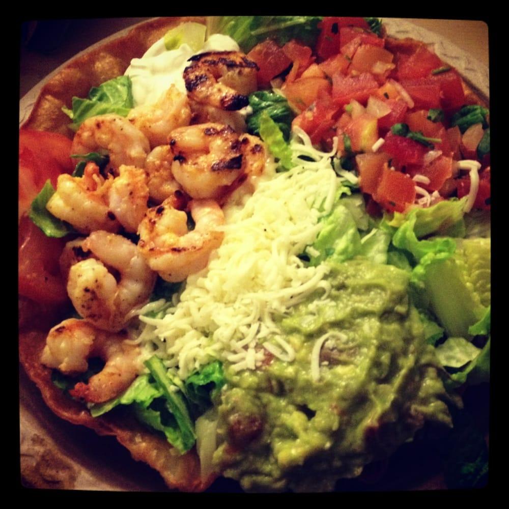 Baja Chicken Salad Chicken Fajita Baja Fresh