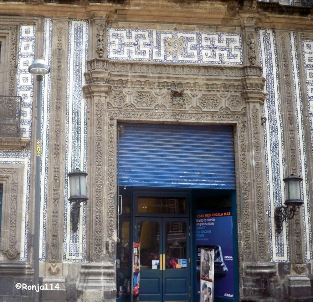 for Sanborns azulejos mexico city