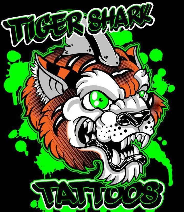 Tiger Shark Tattoos Tiger Shark Tattoo Chelsea