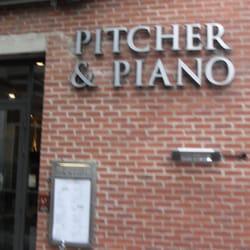 Pitcher & Piano, York