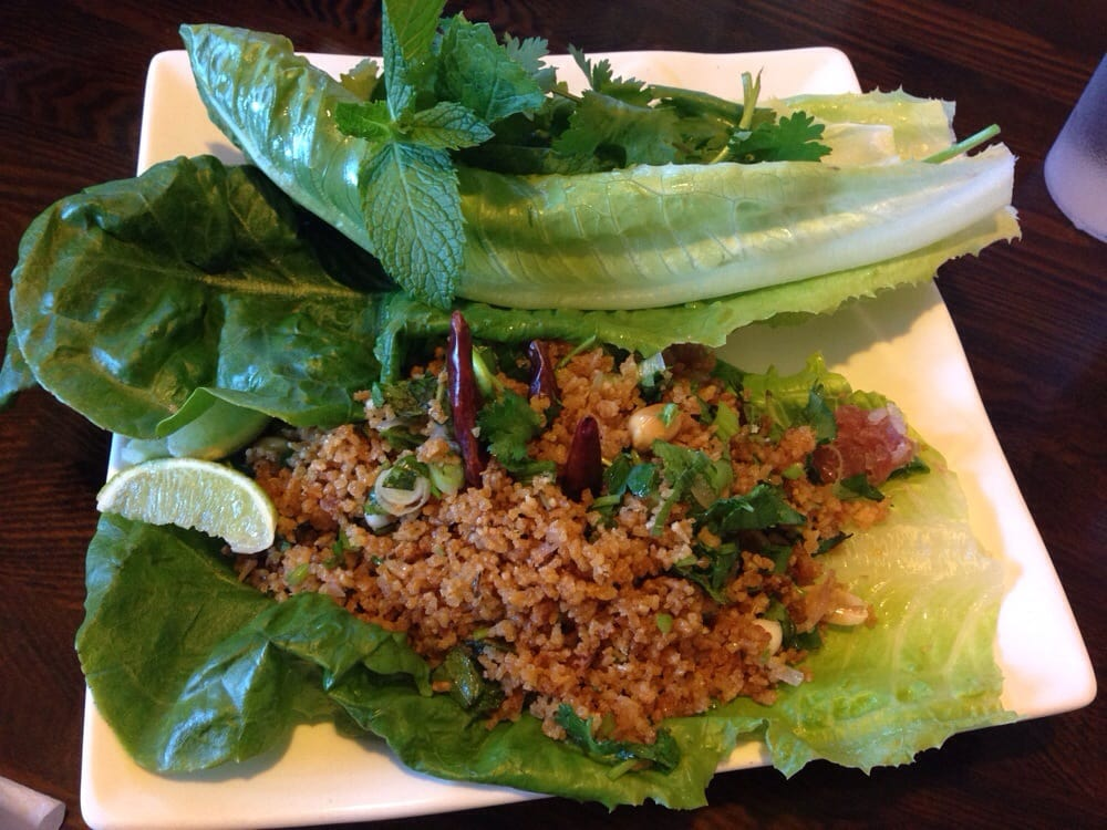 Green Champa Garden 871 Fotos Cocina Tailandesa