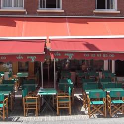 Via Pizza Restauration, Amiens