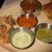The Chennai Club - Dipping sauces, side dishes - San Mateo, CA, United States