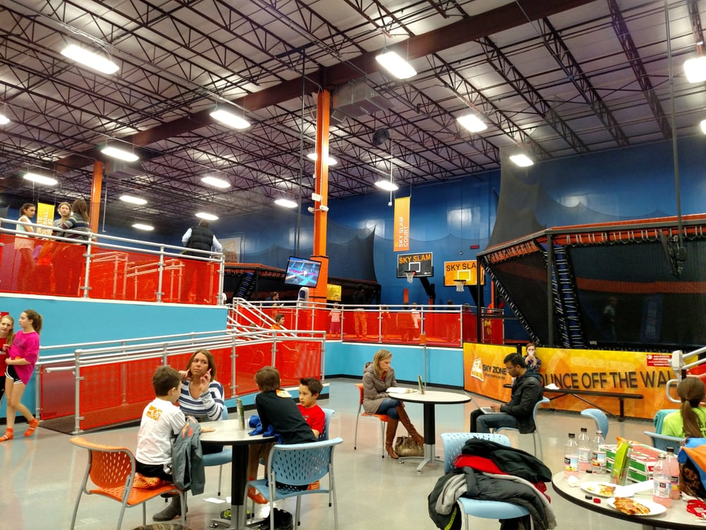 Decorating Ideas > Sky Zone Trampoline Park  29 Photos  Trampoline Parks  ~ 010914_Birthday Party Ideas Raleigh Nc