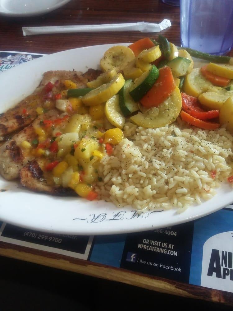 Caribbean shrimp and tilapia yelp for Marietta fish market