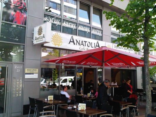 Cafe Eube Frankfurt