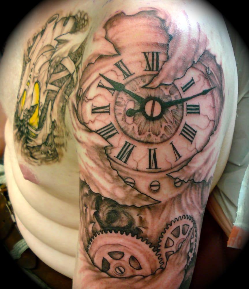 Tattoo Hawaii Work By Kobi At Studio