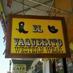 El Vaquerito logo