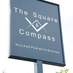 Square & Compass Inn, Harrogate, West Yorkshire