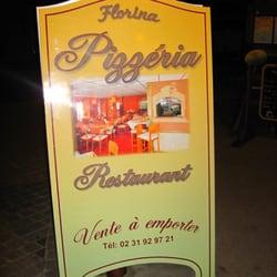 Pizz ria florina port en bessin huppain calvados - Restaurant fleur de sel port en bessin ...