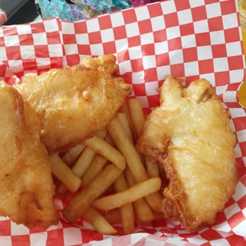 Shake n go 27 photos burgers 19131 144th ave ne for Big fish woodinville