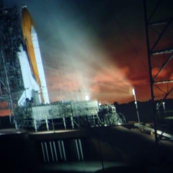Space shuttle endeavour exposition park los angeles ca united