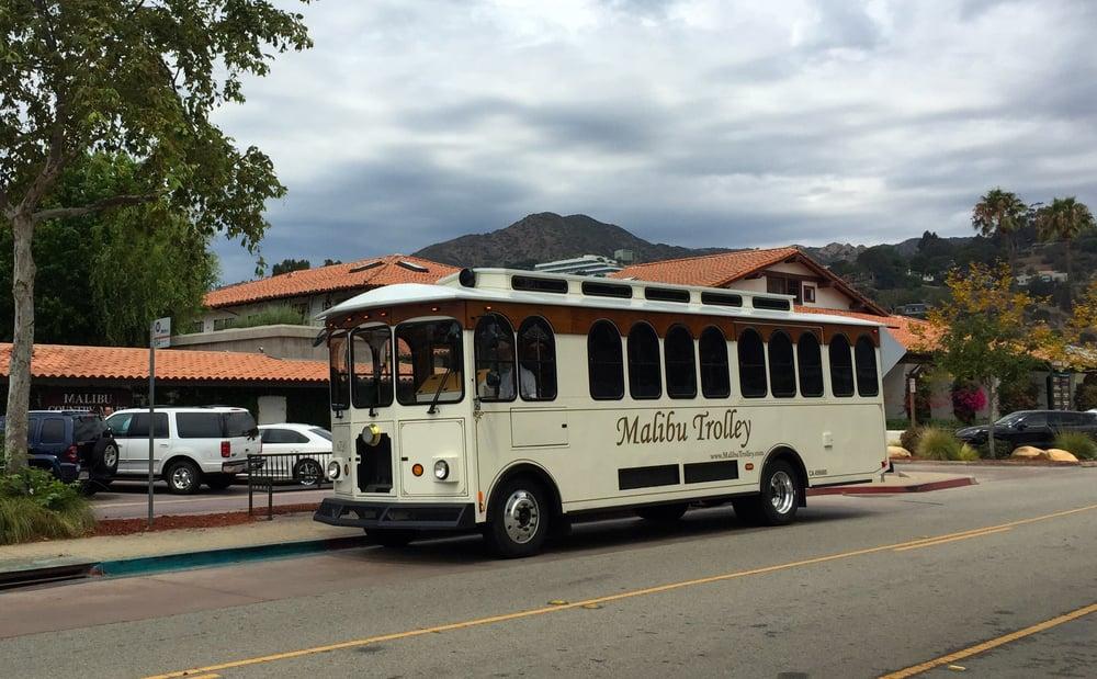 Malibu Trolley 20 Photos Party Bus Rentals 1050 W