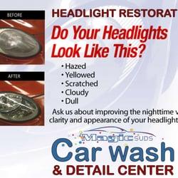 Magic Suds Car Wash Detail Center Car Wash Winter