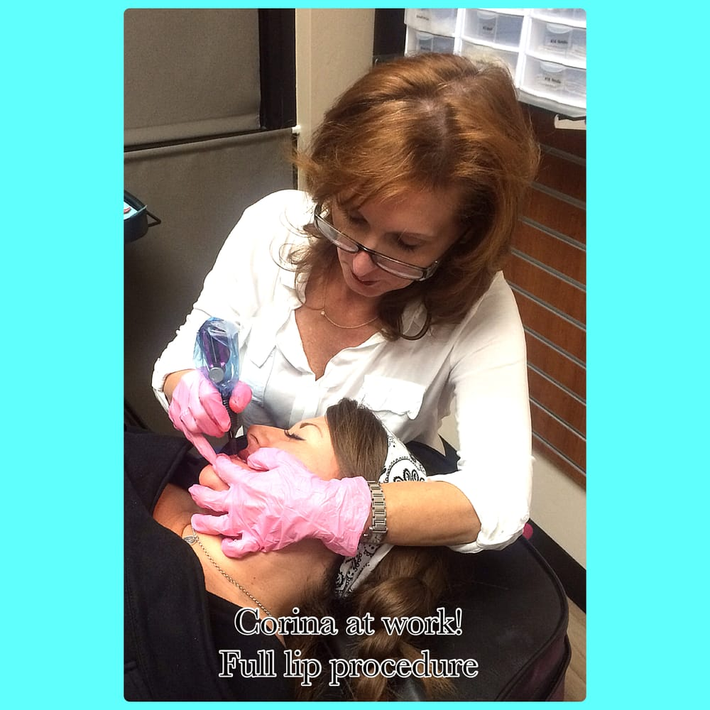 Hey you permanent makeup tattoo removal maquillaje for Tattoo removal az