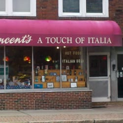 Vincent s a touch of italia norwood ma verenigde for Washington street motors norwood