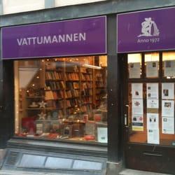 bokhandel stockholm