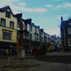 Lancaster Square, Conwy