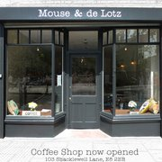 Mouse & de Lotz, London