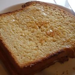 Charlotte's Restaurant - Kenai, AK, États-Unis. Honey oat toast
